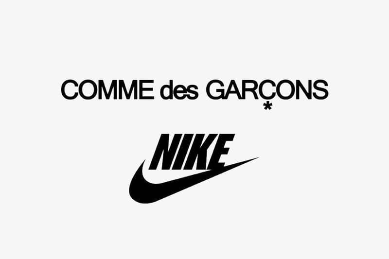 COMME des GARÇONS x Nike 將帶來全新聯名 Dunk 鞋款?!