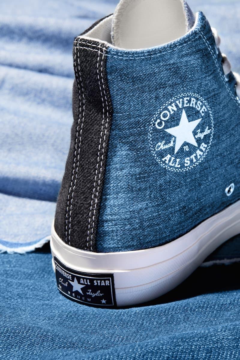 三色丹寧層次-Converse 推出全新 Renew Tri Panel Denim 系列
