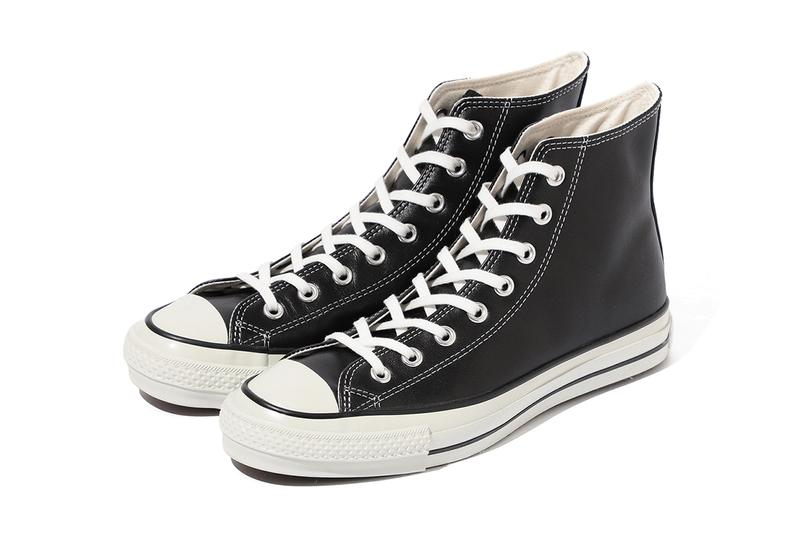 最高規格製作-Converse x BEAMS 攜手打造日本製 Chuck Taylor All Star 鞋款
