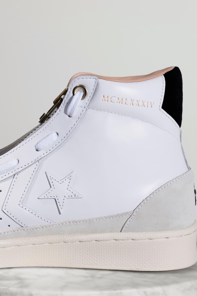 首度攜手-Converse x Ibn Jasper 聯乘 Pro Leather 鞋款