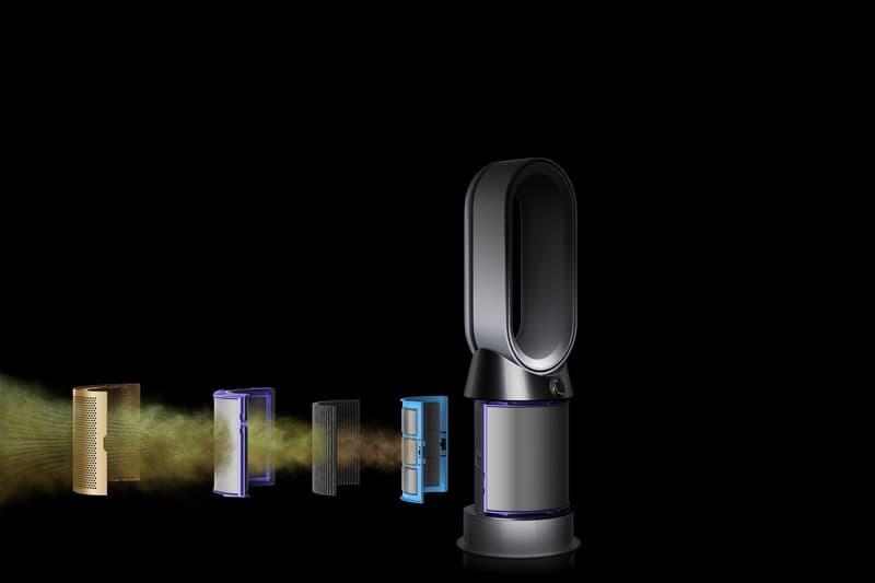 智破甲醛-Dyson 升級 Pure Hot+Cool Cryptomic ™ 風扇暖風空氣清新機