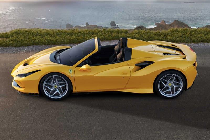 IAA 2019-Ferrari 公佈敞篷款 F8 Spider