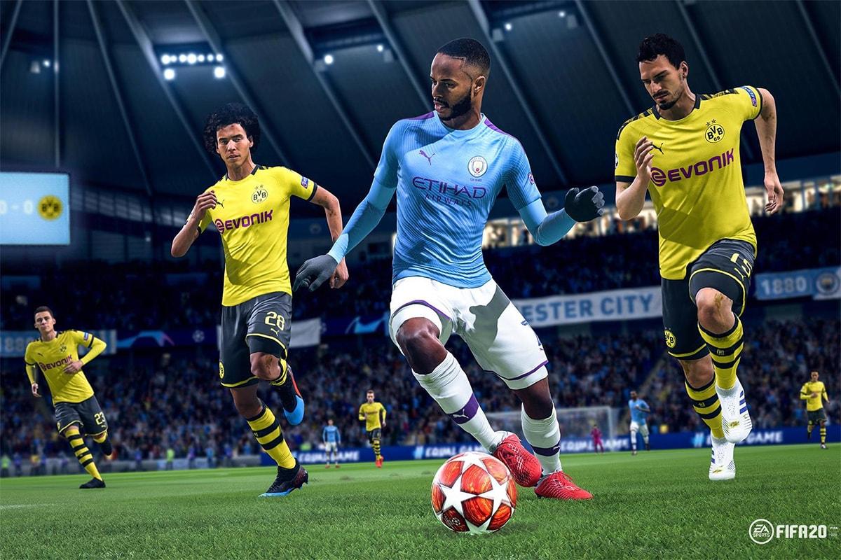 EA Sports 人氣運動之作《FIFA 20》正式公布 Top 10 球員評分