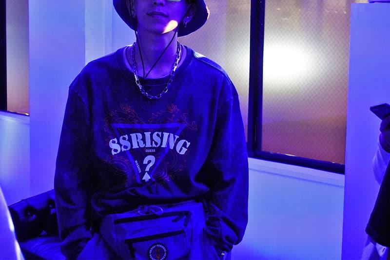 走進人氣音樂廠牌 88rising x GUESS 別注「GUE88」第二回東京發佈派對!