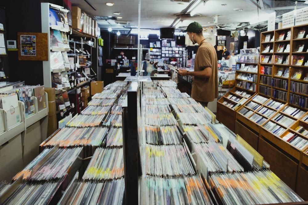 嚴選東京 8 間復古唱片行 | HYPEBEAST City Guide