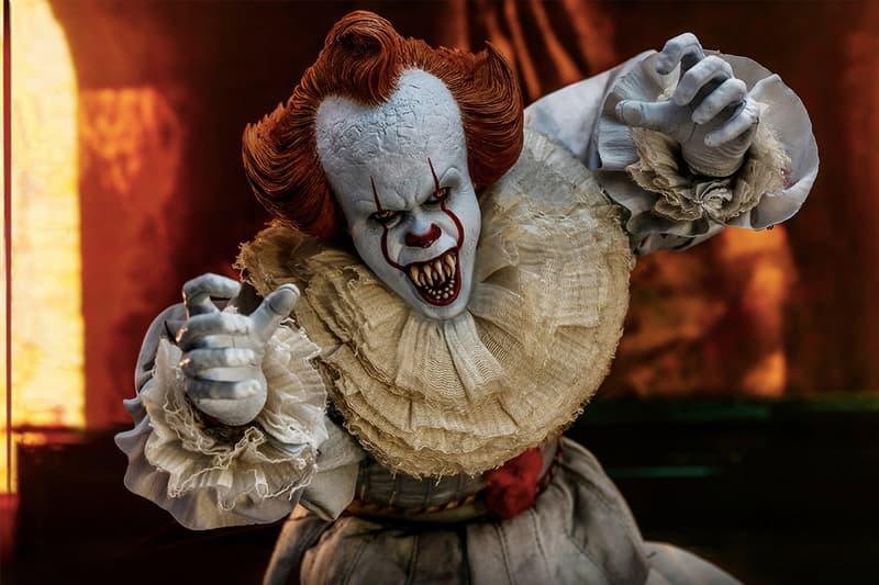 Hot Toys 推出《IT》「恐怖小丑」Pennywise 1:6 尺寸模型