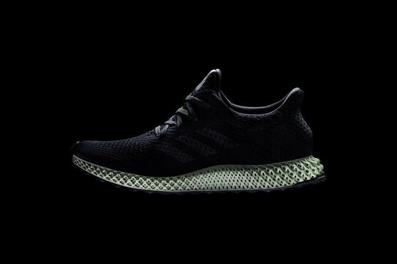 下一代 adidas FUTURECRAFT 4D 樣品曝光!