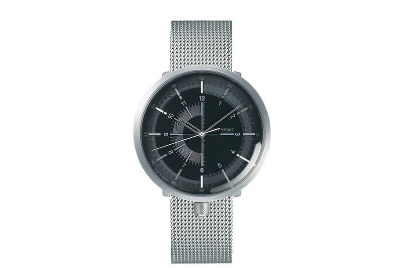 Seiko x ISSEY MIYAKE 聯名「1/6」手錶系列香港上架情報!