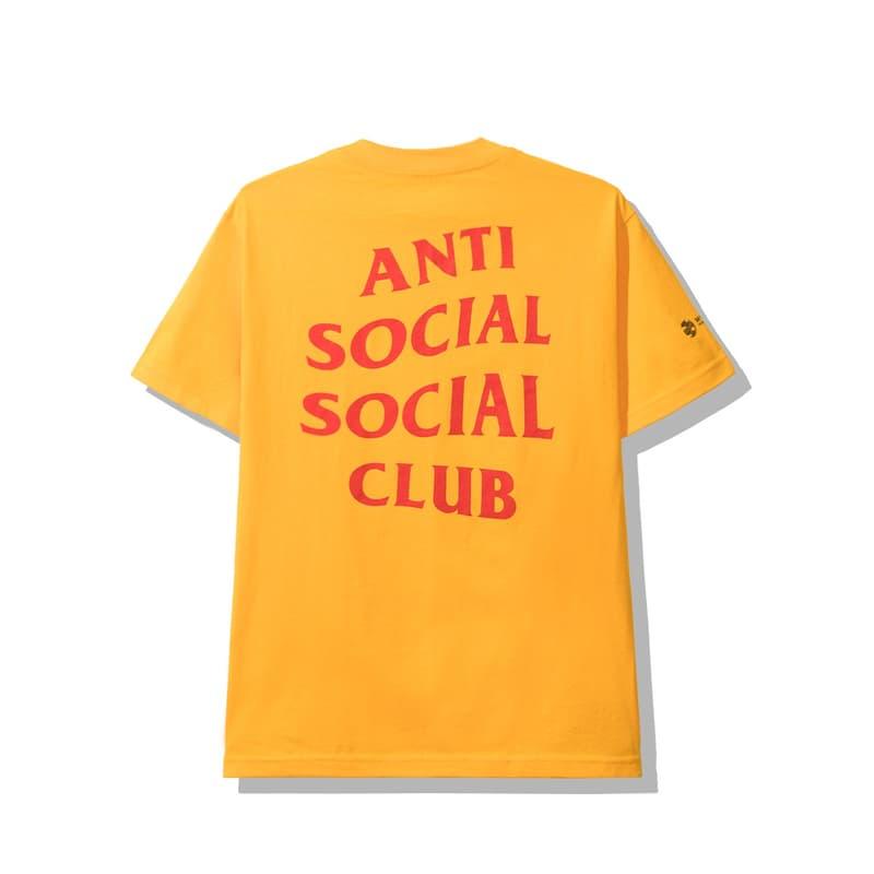 Anti Social Social Club x DHL 聯名系列正式發佈