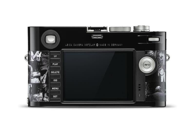 致敬傳奇-Leica 攜手 Fender 為 Andy Summers 推出限量相機及結他