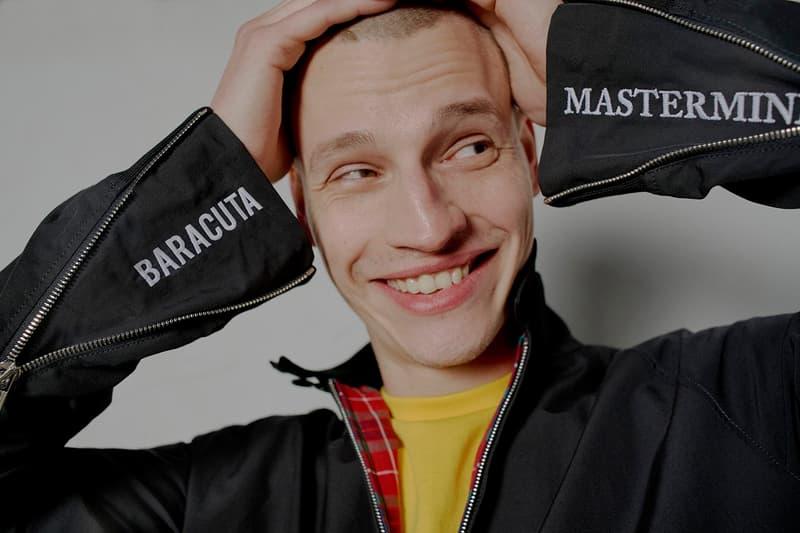 mastermind JAPAN x Baracuta 暗黑重塑經典 G9 英倫外套