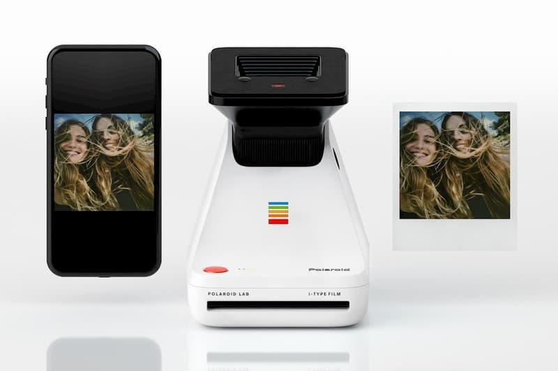 照片製造-Polaroid Originals 發表新產物「Polaroid Lab」