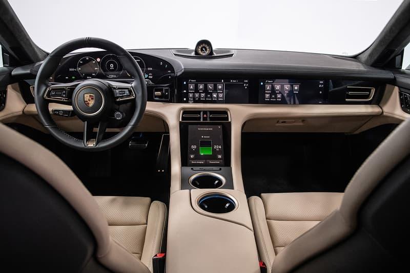 Porsche 首款純電跑車 Taycan 系列現已接受預訂