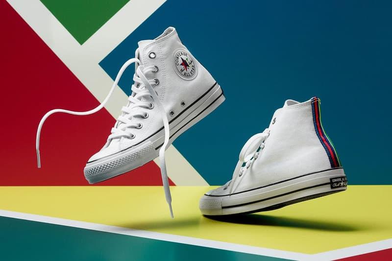 Converse Japan 攜手 Paul Smith 日本支部推出 All Star 100 鞋款