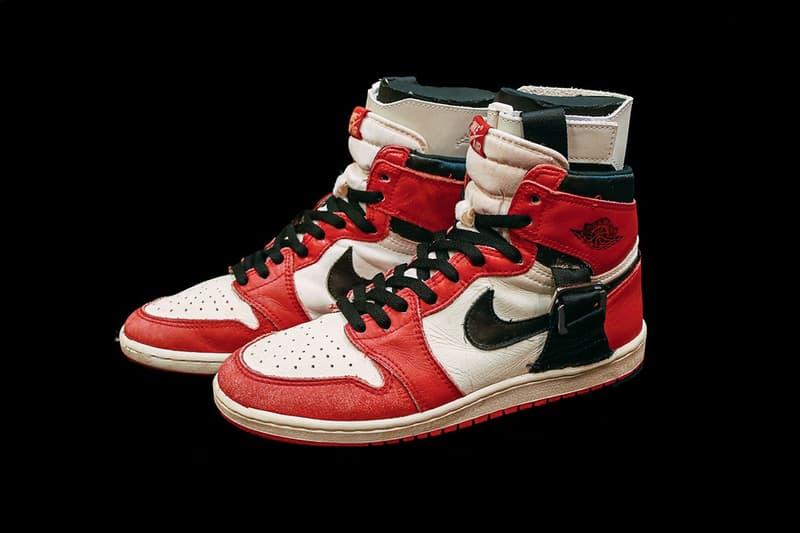 SBTG 推出「REHAB S.O.S」Air Jordan 1 致敬鞋款