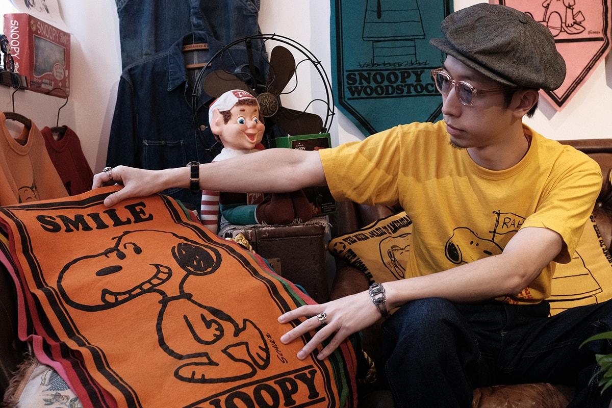 HYPEBEAST 專訪美國《花生漫畫》經典角色 Snoopy 產物收藏家 Koma