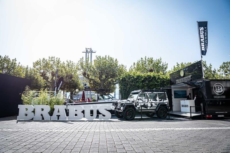 IAA 2019 − 近賞 Brabus 於法蘭克福車展之最新展示車款