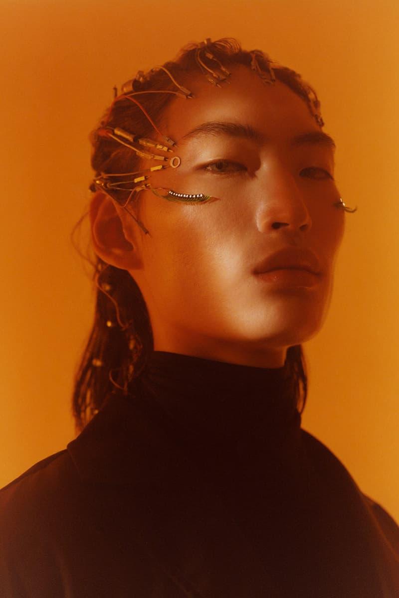 解譯未來 - IISE 發佈 2019 秋冬系列 Lookbook