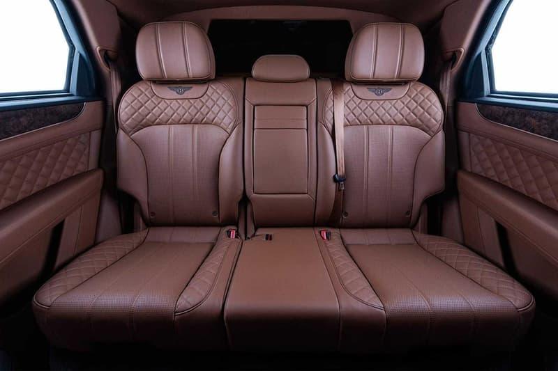 豪華防護 − INKAS 打造 Bentley Bentayga 全新「防彈」改裝車型