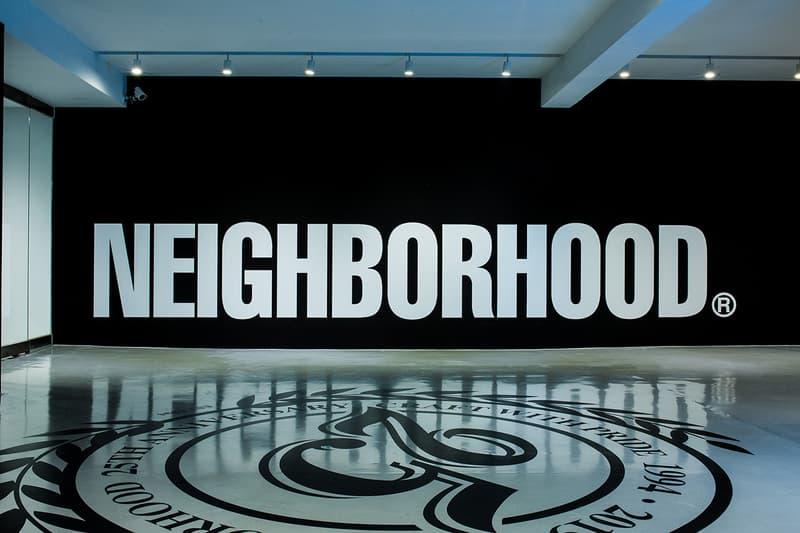 經典再啟!INVINCIBLE 打造 NEIGHBORHOOD 25 週年紀念 Pop-Up 空間