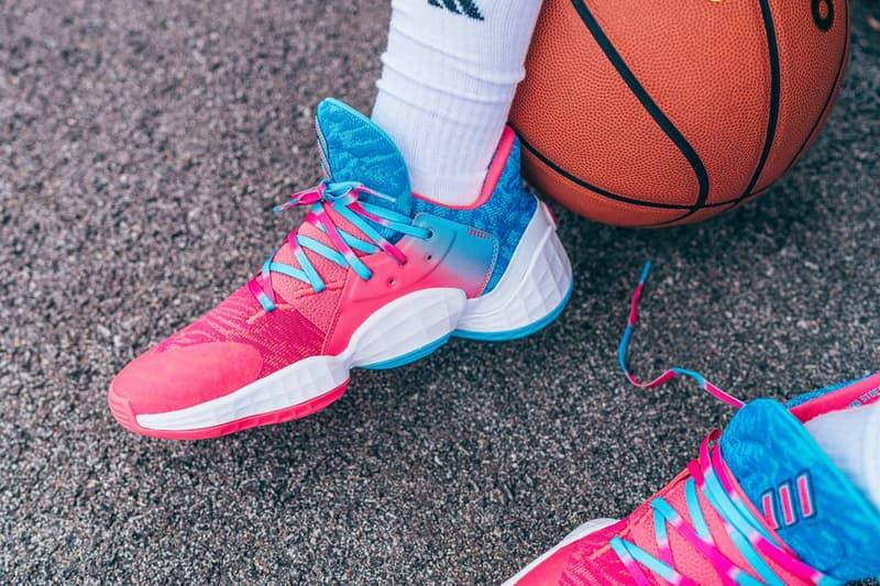 James Harden x adidas 全新簽名鞋款「Harden Vol.4」正式揭露