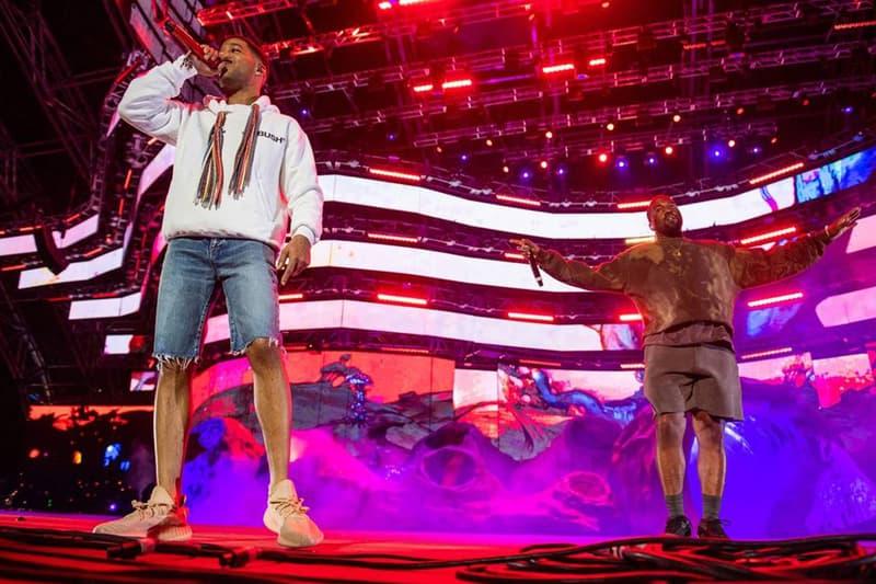 Kid Cudi 揭露將與 Kanye West 攜手打造更多合作內容
