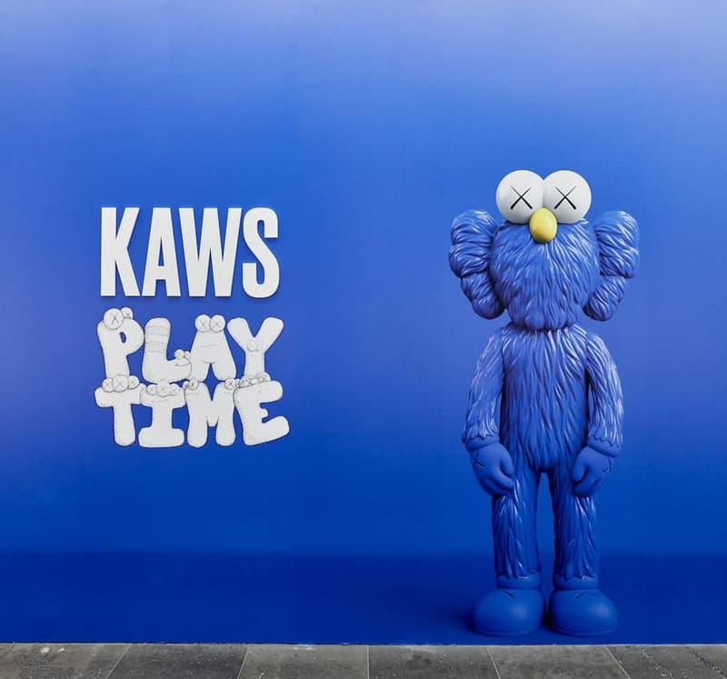 率先走進 KAWS 於墨爾本舉辦的《COMPANIONSHIP IN THE AGE OF LONELINESS》藝展