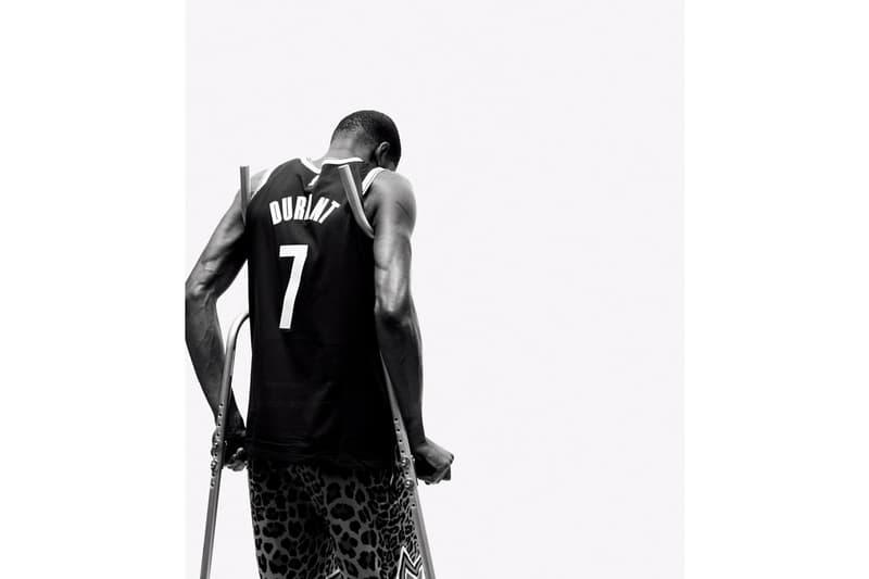 Kevin Durant 登上《華爾街日報》封面並談及對 Warriors 與 Thunder 的不滿