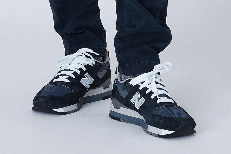KITH 釋出全新 New Balance 聯乘鞋款「Shark」990v2 及 998