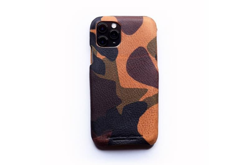 Leather Factory Roberu 全新 iPhone 11 系列皮革保護套