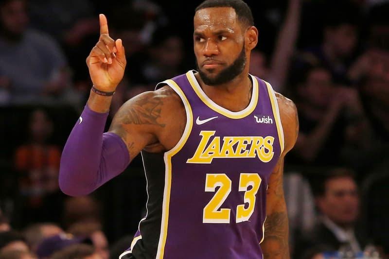 LeBron James 率先曝光全新戰靴 Nike LeBron 17 紫色配色