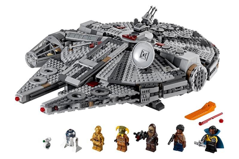 LEGO 推出《Star Wars: The Rise of Skywalker》以及《The Mandalorian》系列套組