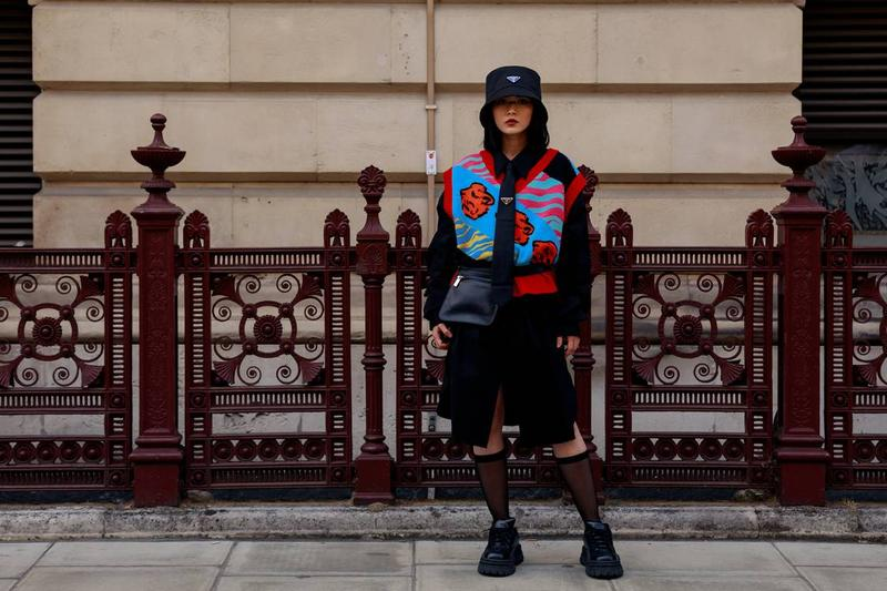 Street Style:2020 春夏倫敦時裝周街拍特輯