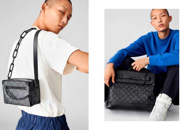 Louis Vuitton 全新 Monogram Eclipse「New Classics」袋款系列發佈