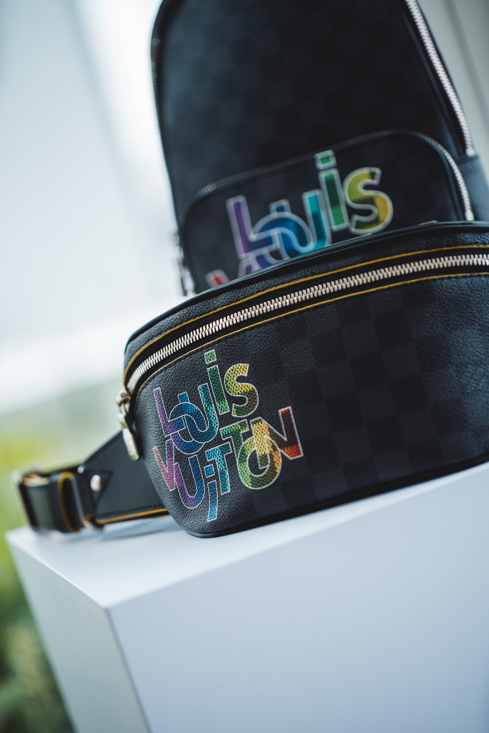 Louis Vuitton Men's Collection 早春 2020 近賞