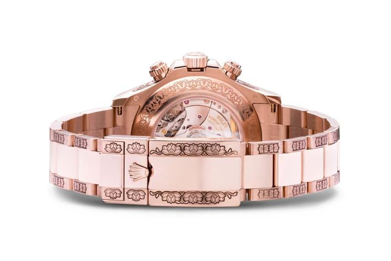 MAD Paris 打造 Rolex Daytona 紅寶石訂製腕錶