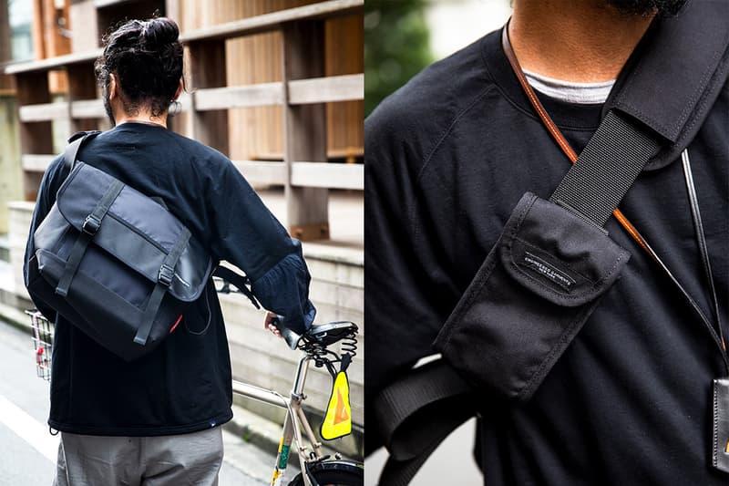 Engineered Garments  釋出三方聯乘郵差包