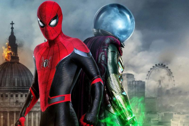 Sony 釋出更多《Spider-Man: Far From Home》延長版從未曝光內容!