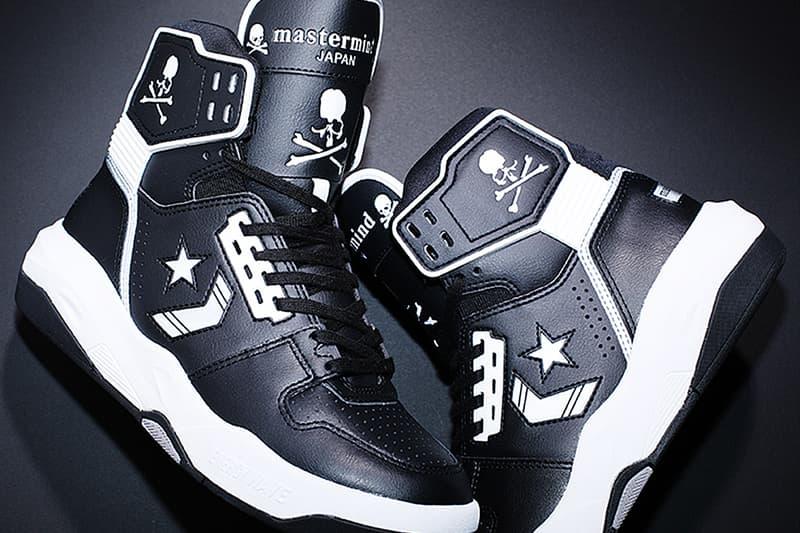 mastermind JAPAN 再度攜手 Converse 重塑 80 年代籃球鞋經典