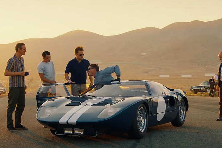 「Ford v Ferrari」的圖片搜尋結果
