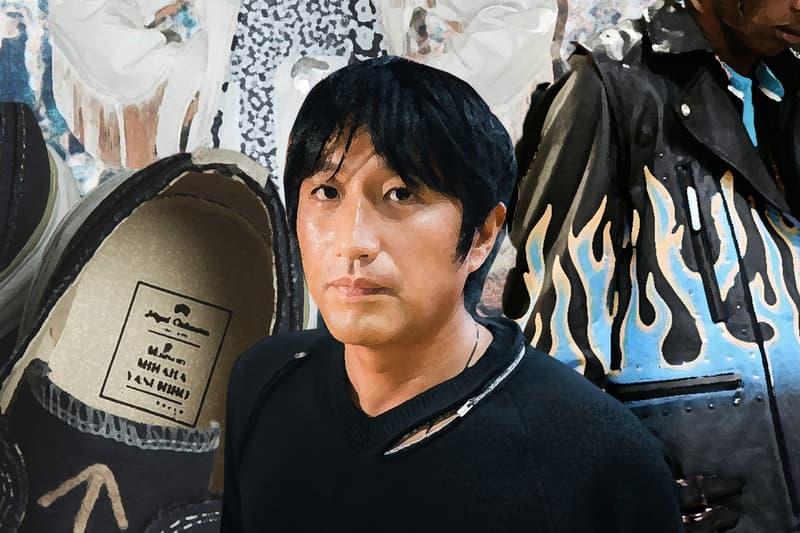 揭秘黏土塑形鞋底背後的設計美學 - HYPEBEAST 專訪 Mihara Yasuhiro