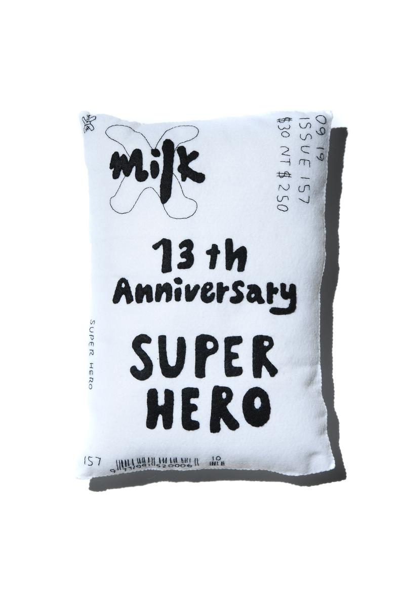 新木優子登陸香港本地時裝雜誌《MILK X》13 週年號別冊封面