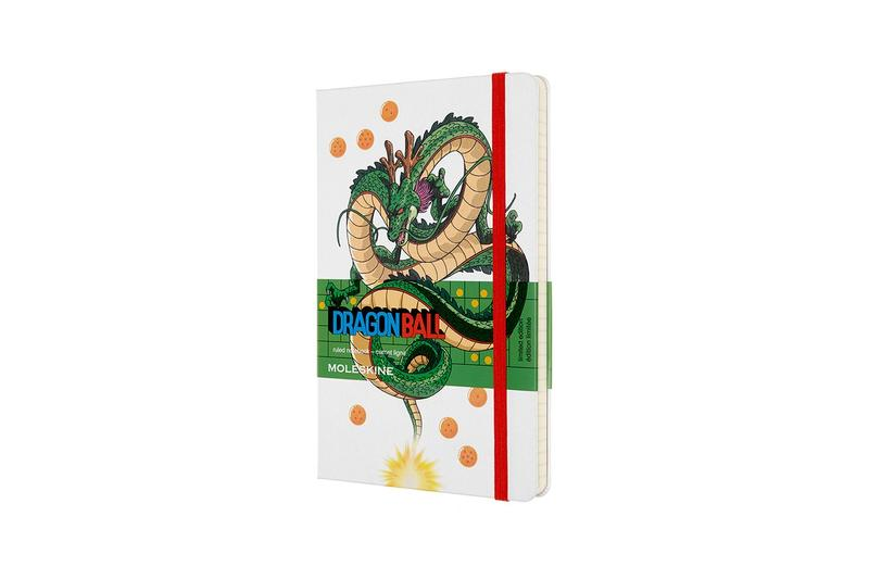 Moleskine x《Dragon Ball》全新聯乘懷舊筆記本發佈