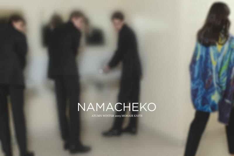Namacheko 2019 秋冬系列「Trapped in the Office」即將獨家登陸 NE.SENSE