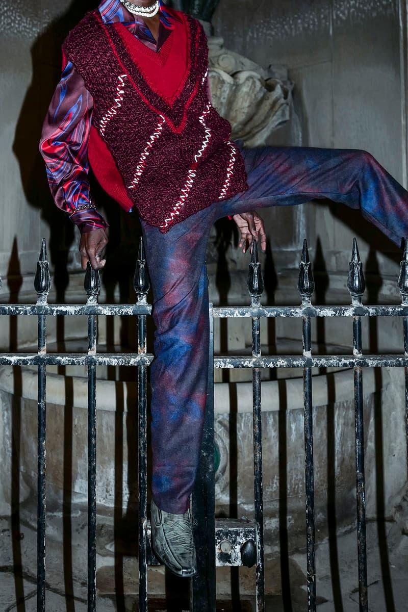 Necessity Sense 攜手時尚攝影師 Julien Boudet 打造 2019 秋冬系列造型特輯