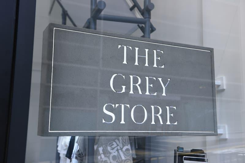 灰調水泥空間-走進 New Balance 期間限定 The Grey Store