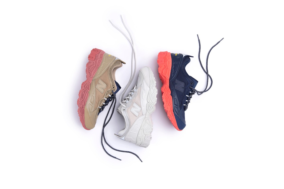 第三度聯名-New Balance x Herschel Supply 攜手「All Terrain」全新系列