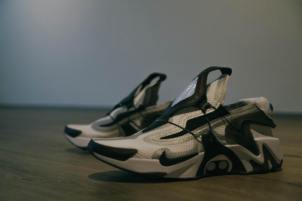 HYPEBEAST 近賞 Nike 新世代智能鞋 Adapt Huarache