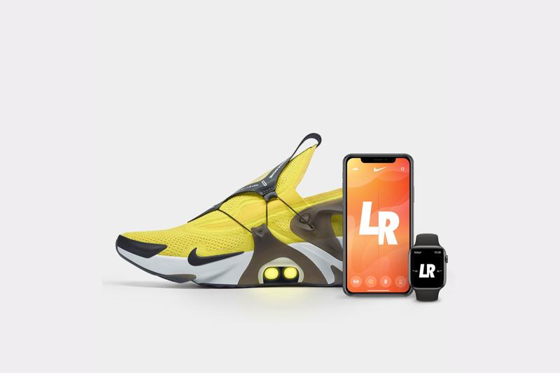 Nike 新世代智能鞋 Adapt Huarache 香港區發售情報