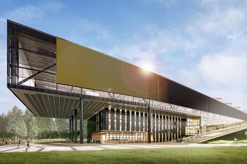 Nike 宣佈總部全新大樓將命名為「LeBron James Building」